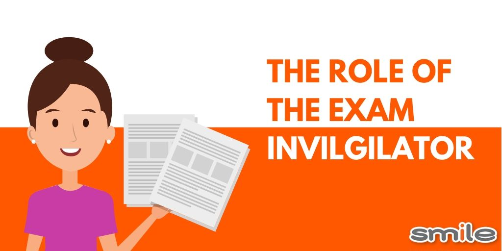 The role of an exam invigilator