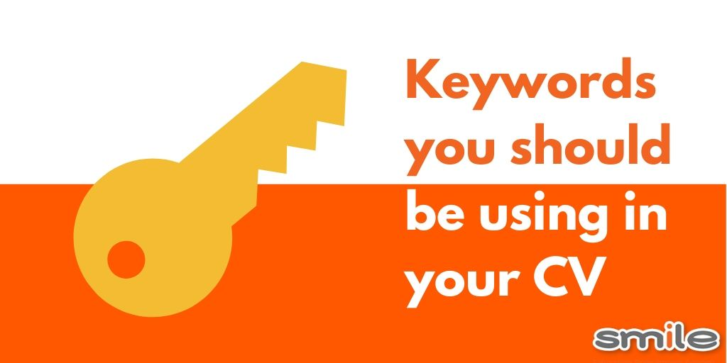 Keywords you should be using in your CV