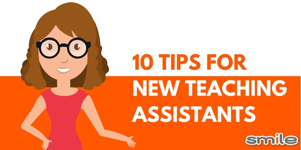 10 Tips for New Teaching Assistants