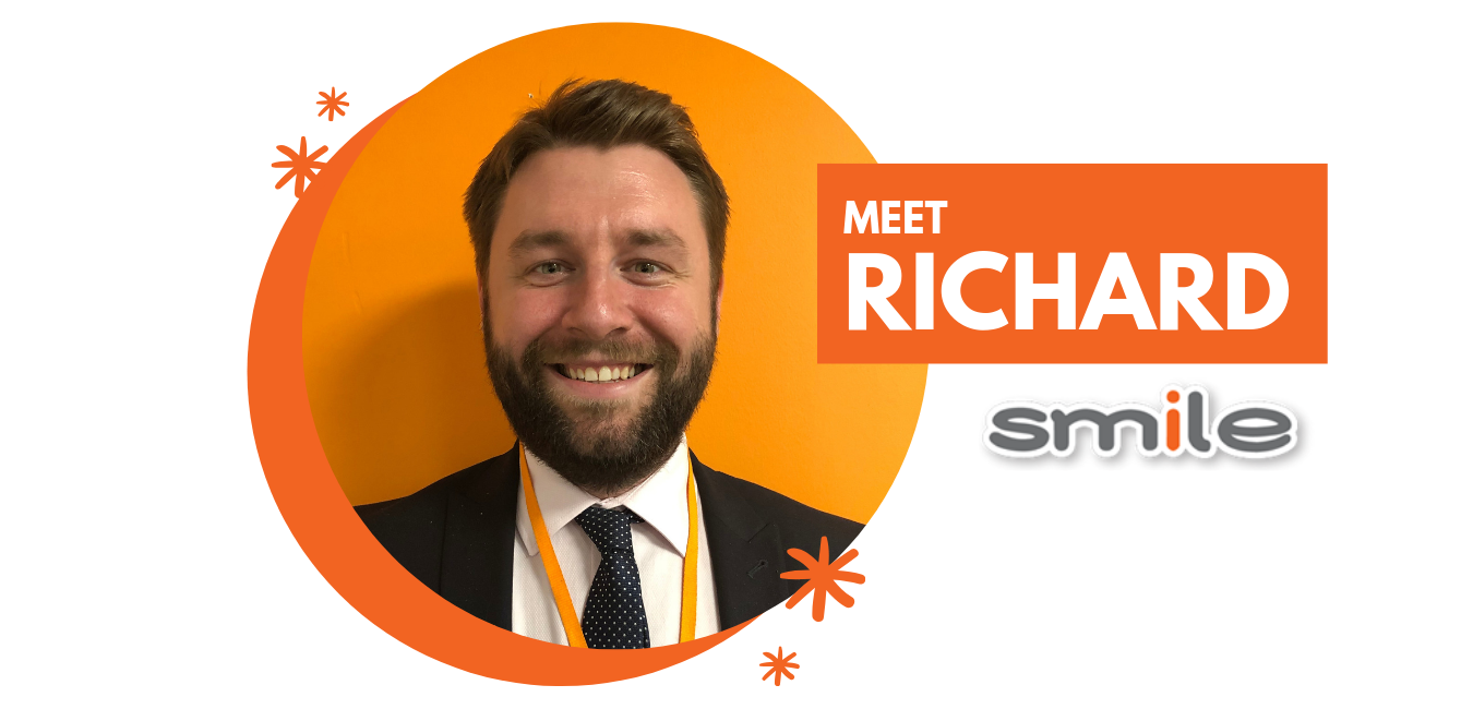 Meet Richard our Staffordshire Primary Consultant