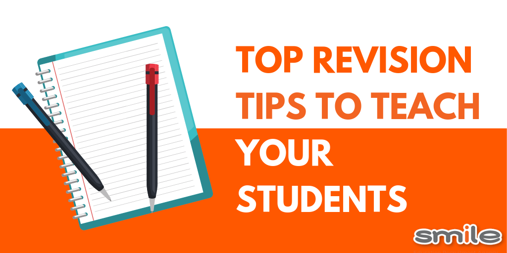 Top revision tips to teach your students