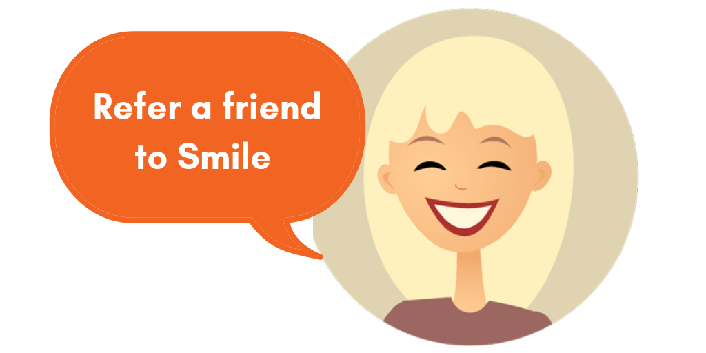 Refer a teacher friend to Smile Education